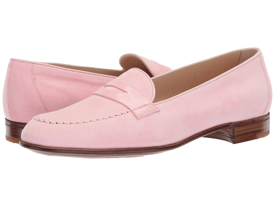 Gravati Penny Loafer (Pink) Women