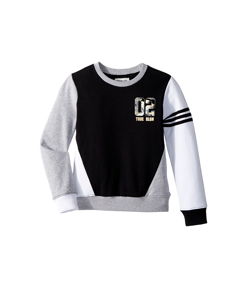 True Religion Kids - Color Blocked Pullover