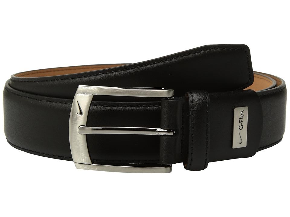 Nike - G-Flex Feather Edge (Black) Men's Belts