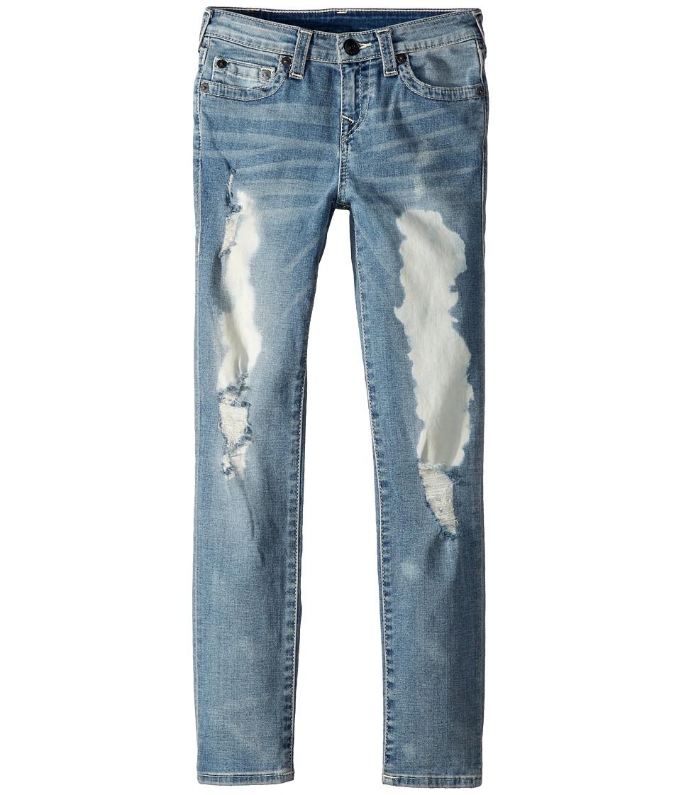 True Religion Kids Rocco Single End Jeans in Roar Wash (Big Kids) (Roar Wash) Boy