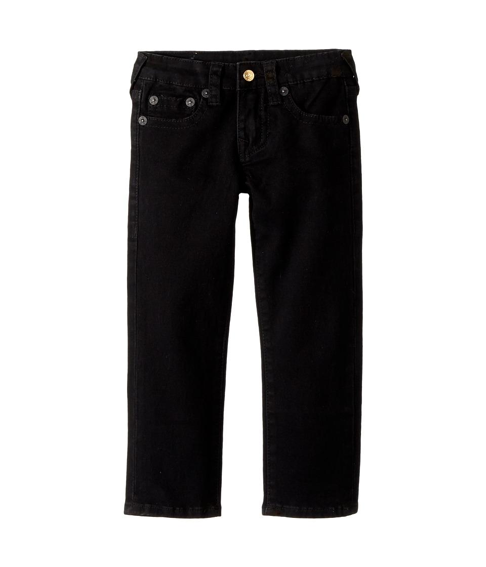 True Religion Kids - Geno Single End Jeans in Uk Black (T...