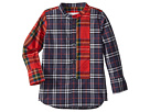 Burberry Kids Argus Shirt (Little Kids/Big Kids)