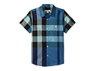 Burberry Kids Mini Camber Giant Exploded Check Twill (Little Kids/Big Kids)