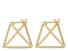 SHASHI Pyramid Earrings