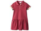Burberry Kids Cali Pique Dress (Little Kids/Big Kids)