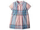 Burberry Kids Burberry Kids Taylor Short Sleeve Collared Dress (Infant/Toddler)