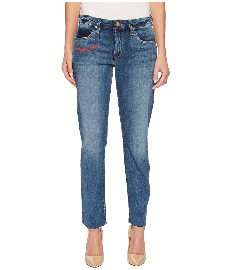 Joe's Jeans - The Smith Ankle Jeans in Clenna (Clenna) Wo...