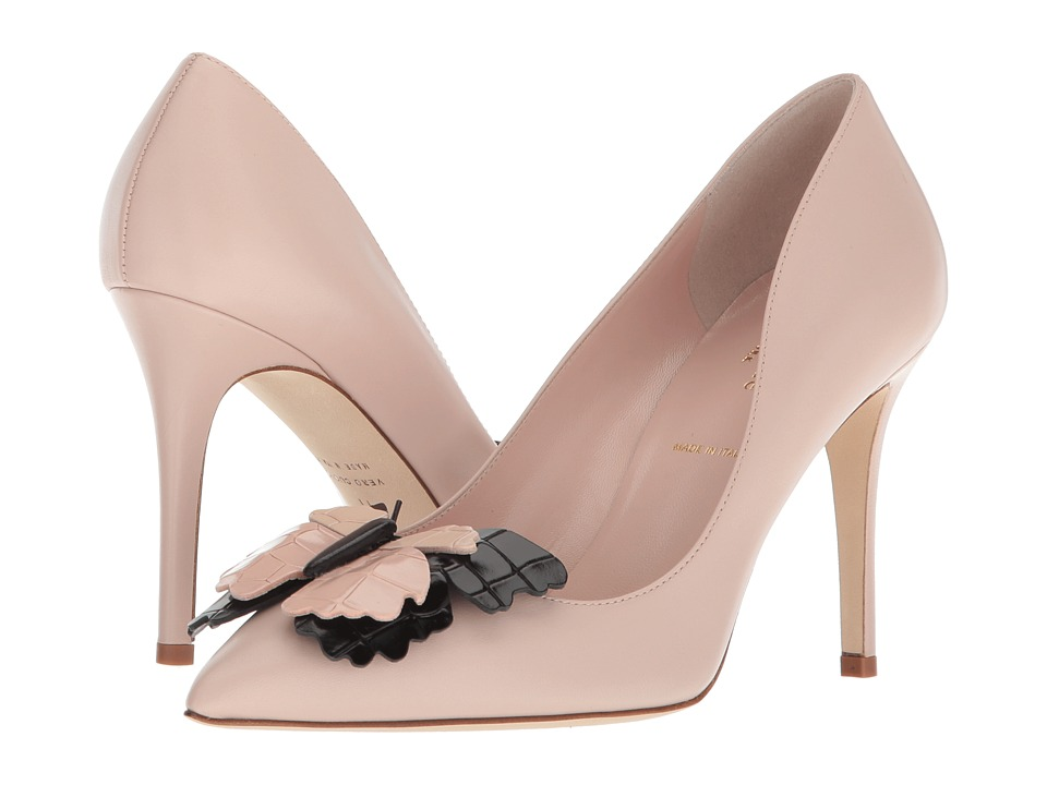 Kate Spade New York - Laurie (Pale Pink Nappa) Womens Shoes