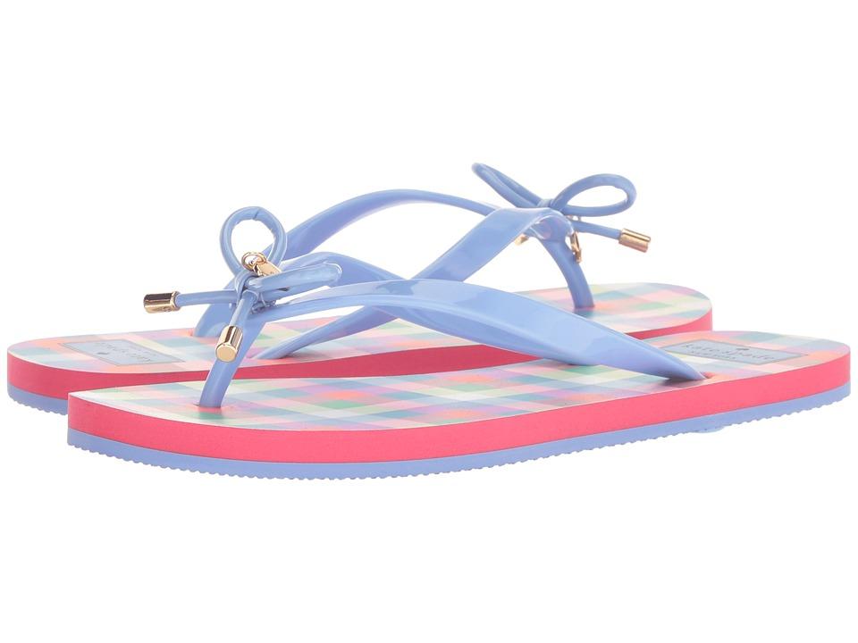 Kate Spade New York Nova (Light Periwinkle) Sandals