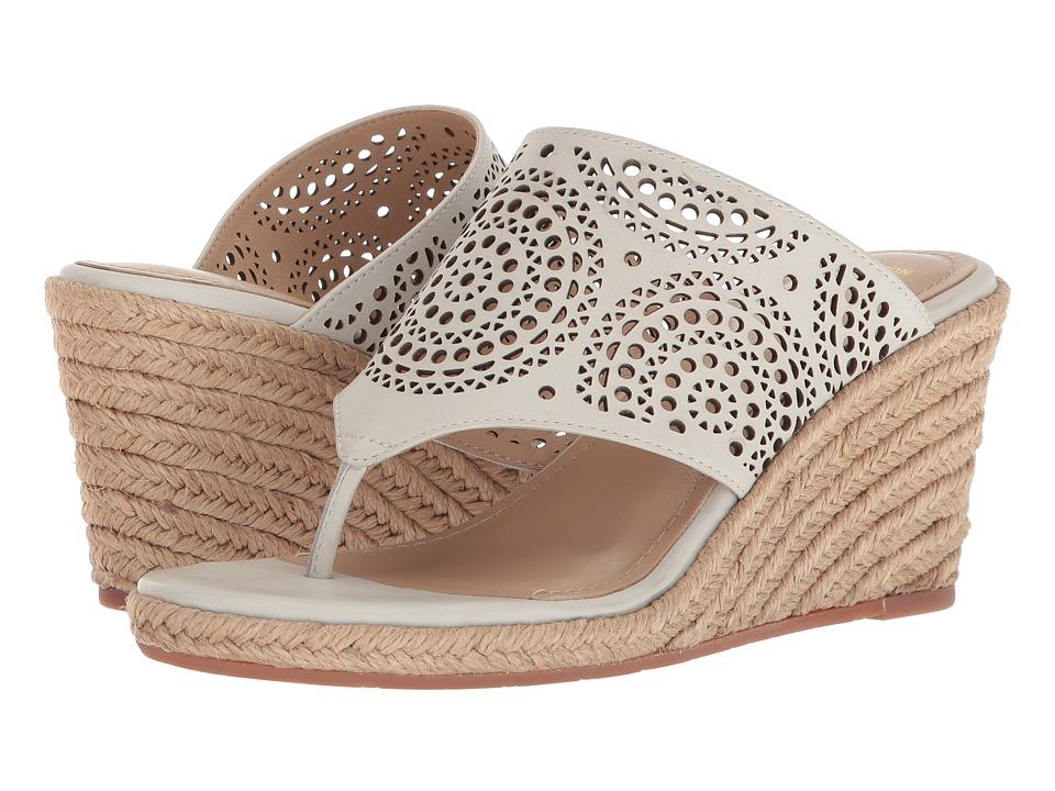Johnston & Murphy - Gina (Ice Waxy Leather) Womens Dress Sandals