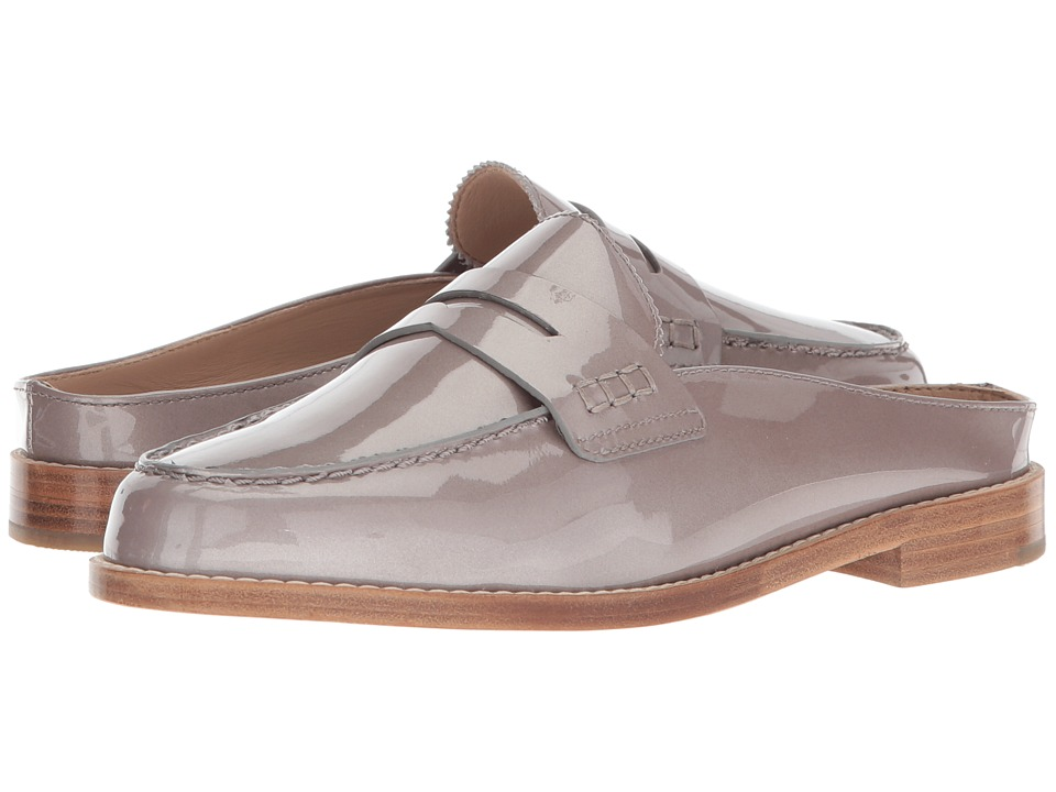Johnston & Murphy Giada (Stone Pearl Patent Leather) Slip-On Shoes