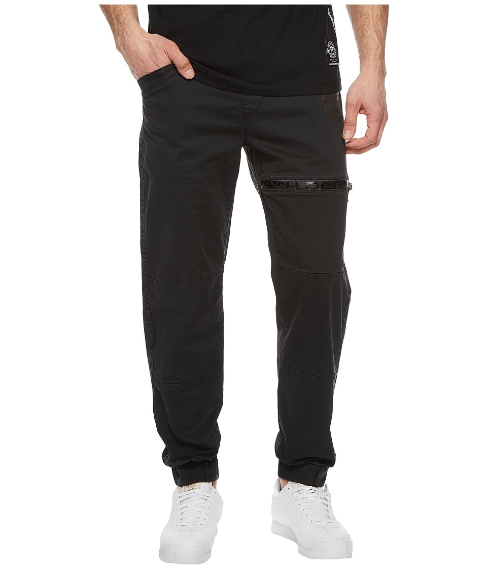 American Fighter - Power Mindset Jogger Pants (Black) Mens Casual Pants