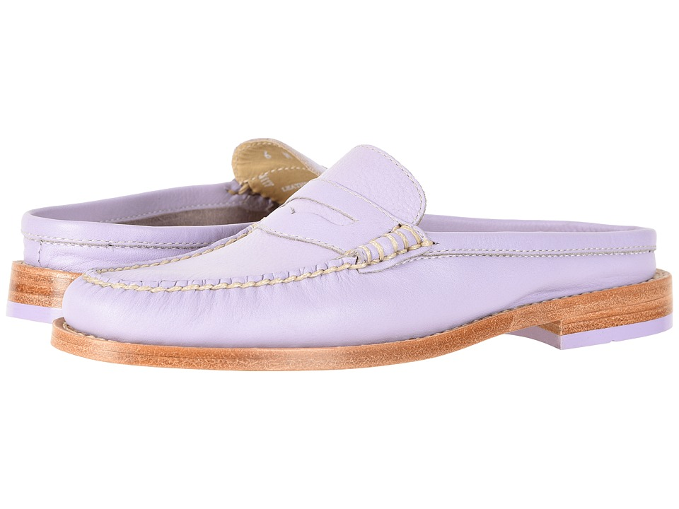 G.H. Bass & Co. Wynn Weejuns (Lilac Leather) Women's Shoes