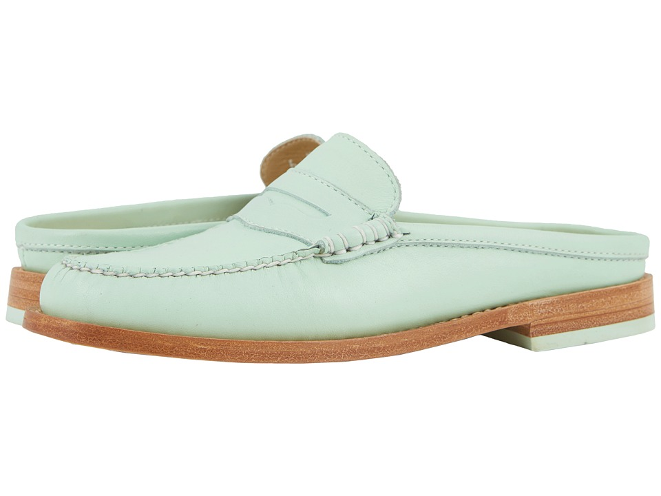 G.H. Bass & Co. Wynn Weejuns (Mint Leather) Women's Shoes