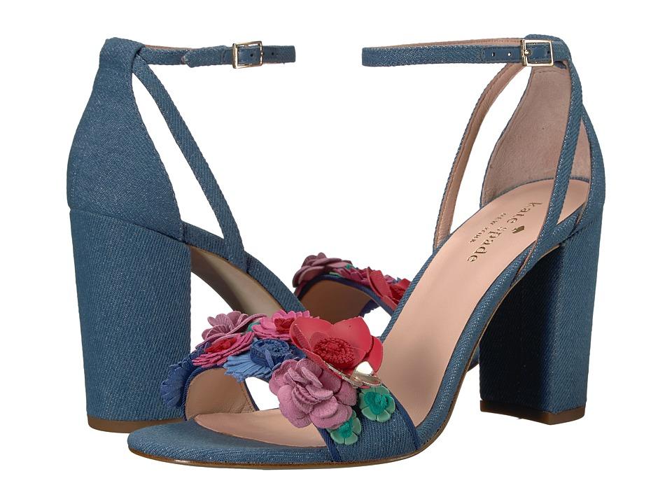 Kate Spade New York Obelie (Light Blue Denim) Women's Shoes
