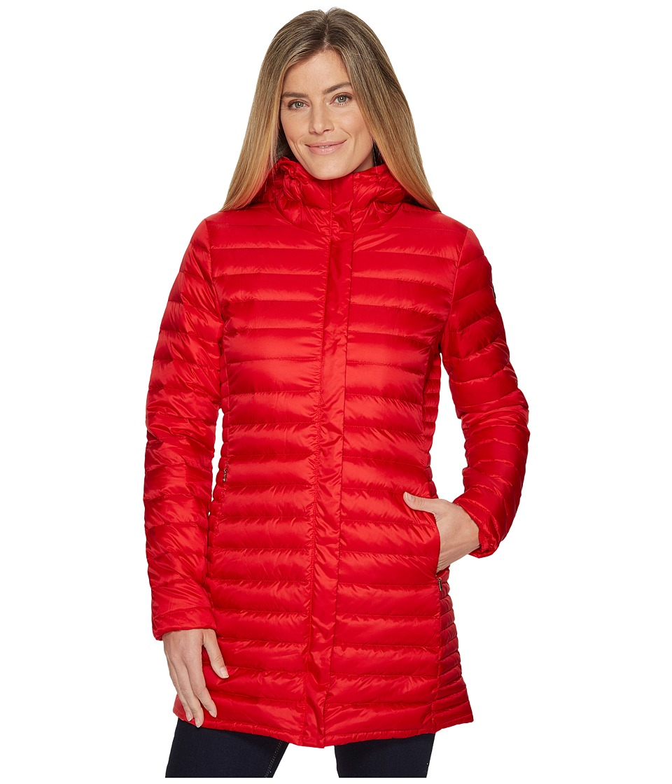 BOGNER Fire + Ice - Tanja-D (Coral Red) Women's Coat