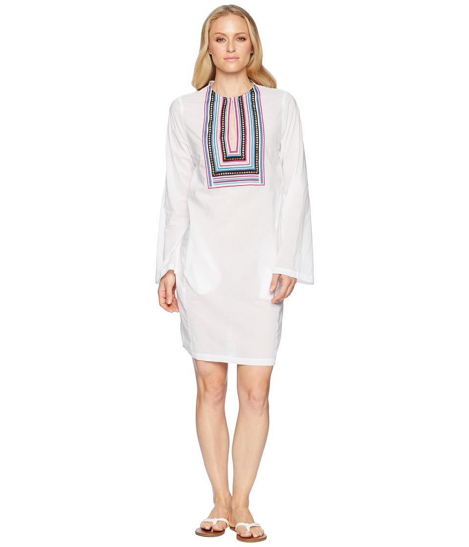 Bogner Fire + Ice - Avea (White) Womens Dress