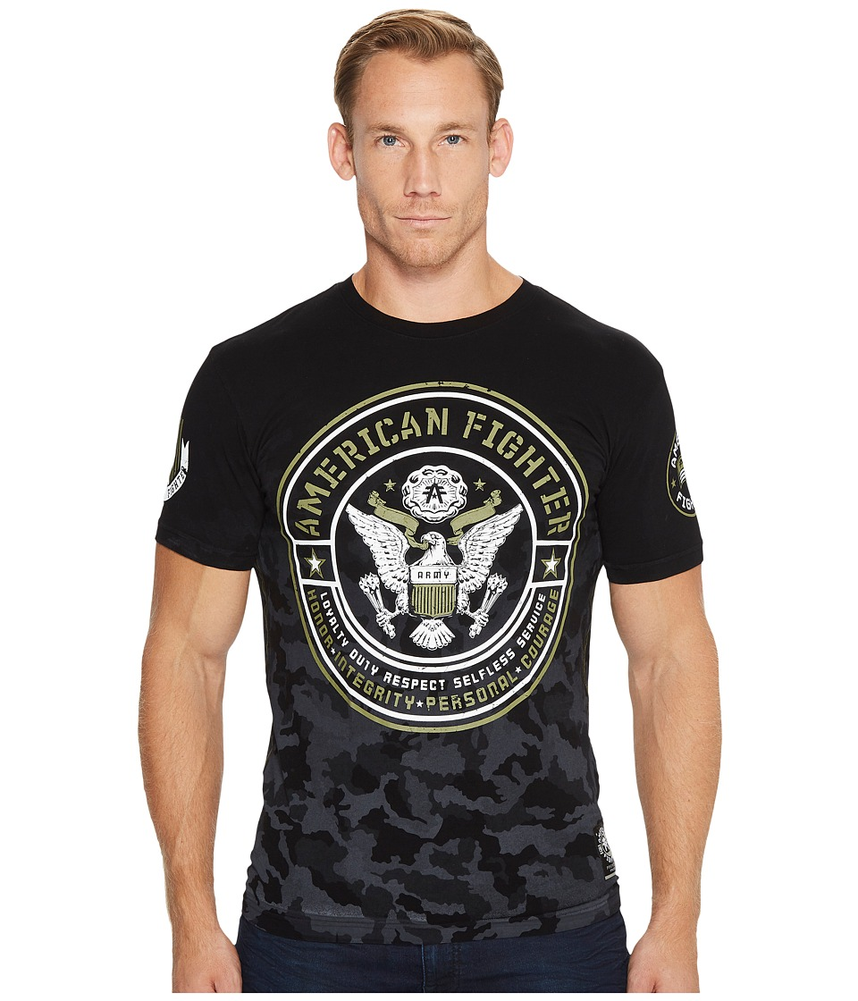American Fighter - Army Short Sleeve Tee