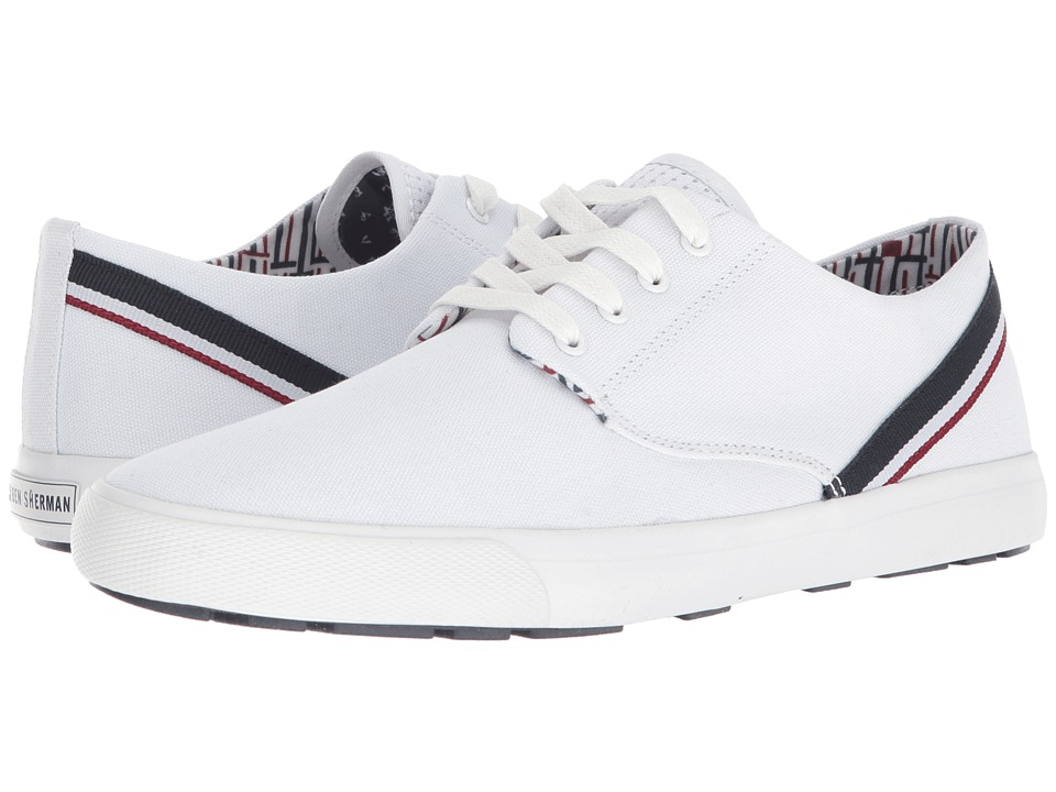 Ben Sherman - Rhett (White) Mens Shoes