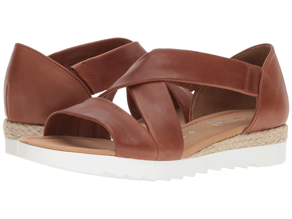 Gabor - Gabor 82.711 (Peanut Vacchetta) Women's Dress Sandals