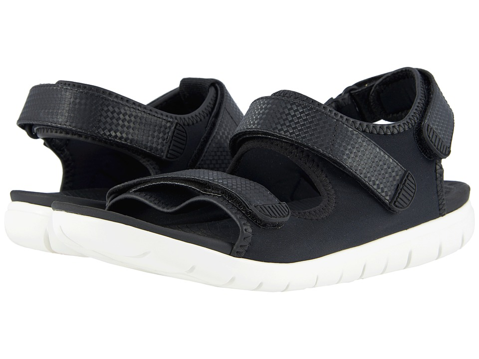 FitFlop - Neoflex Back Strap Sandals (Black Mix) Womens Sandals
