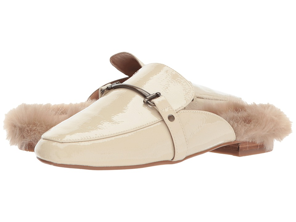 Franco Sarto Dalton 3 (Winter White Crinkle Patent) Women