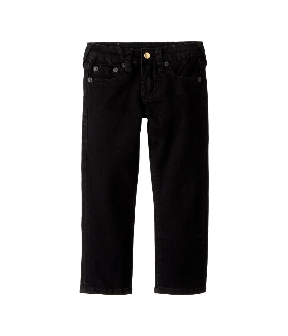 True Religion Kids - Geno Single End Jeans in Uk Black (B...