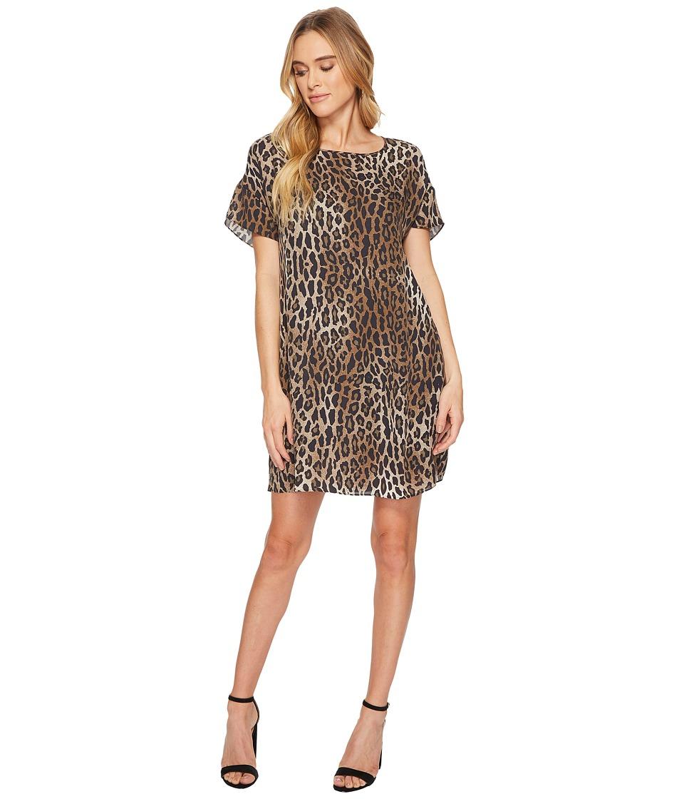 HEATHER Sedgewick Dress (Cheetah) Women