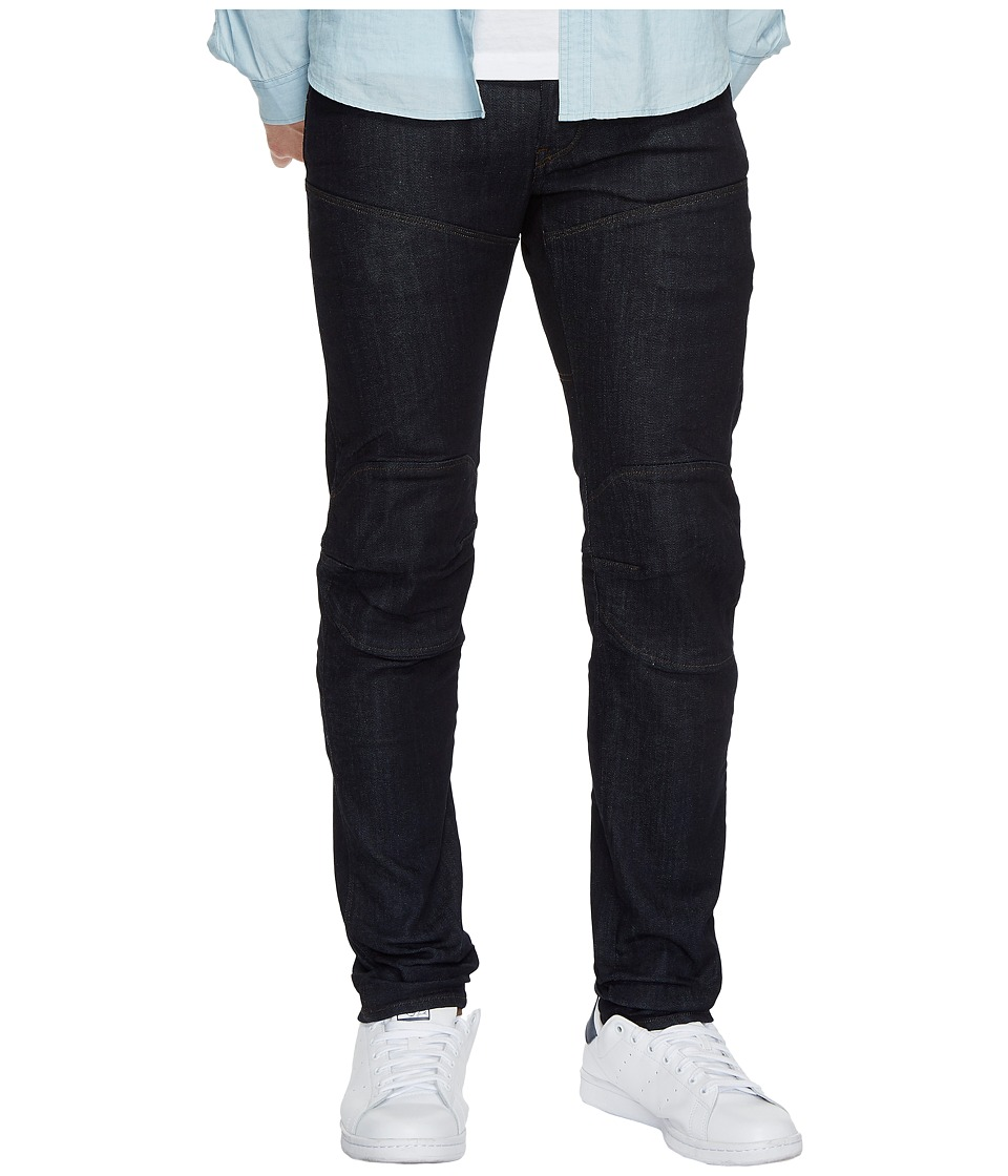 G-Star - 5620 Deconstructed 3D Low Tapered in 3D Raw Denim