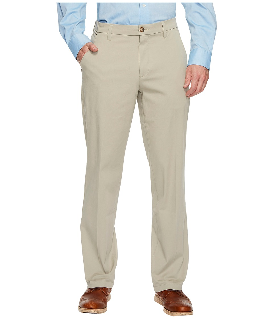 Dockers - Straight Fit Workday Khaki Smart 360 Flex Pants (Safari Beige) Mens Clothing