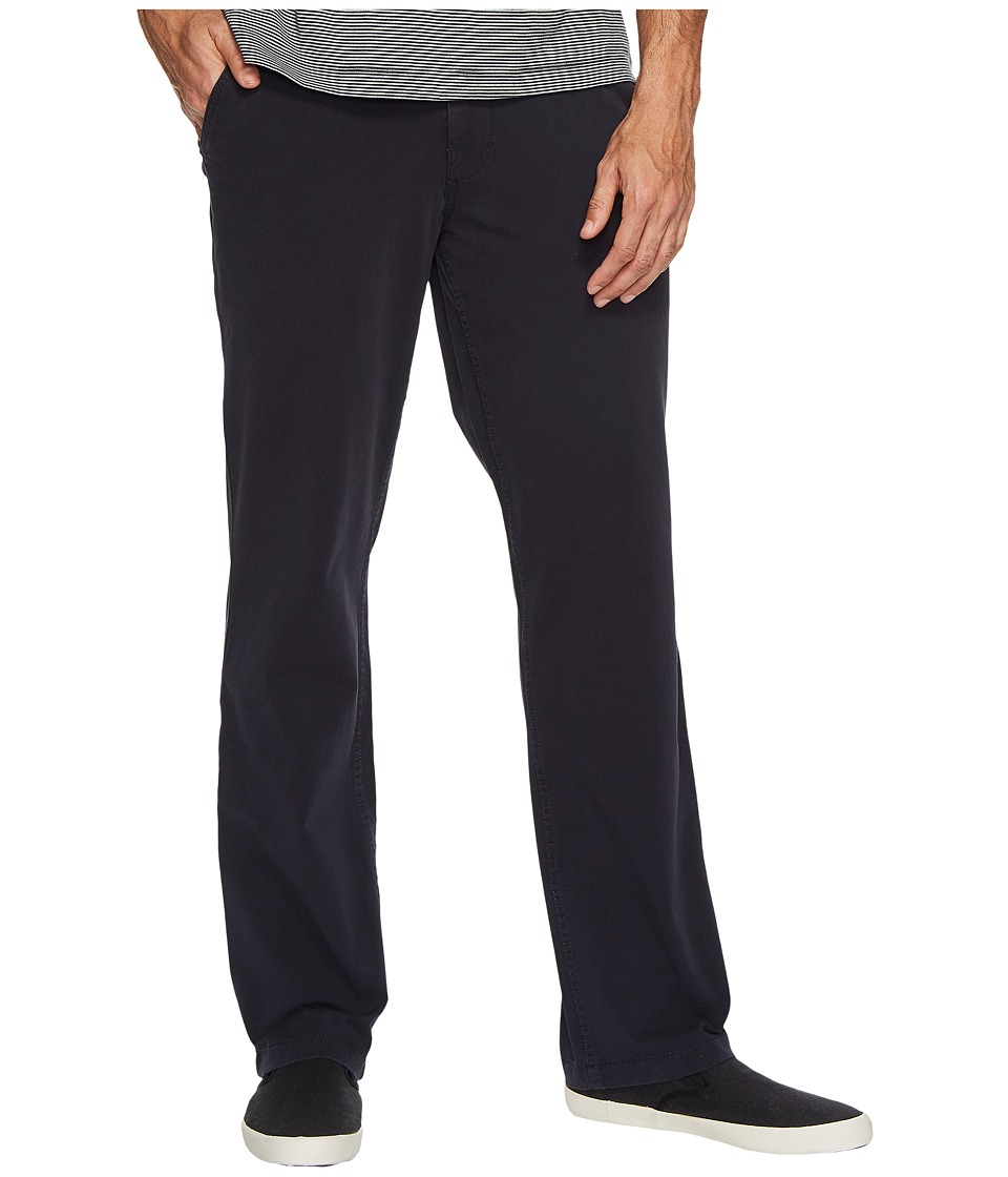 Dockers - Straight Fit Downtime Khaki Smart 360 Flex Pants (Dockers Navy) Mens Clothing