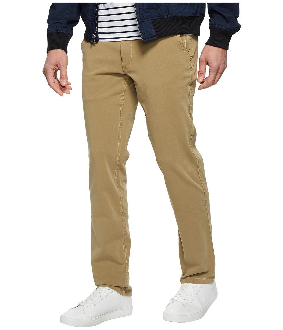 Dockers - Slim Tapered Fit Downtime Khaki Smart 360 Flex Pants (New British Khaki) Mens Clothing