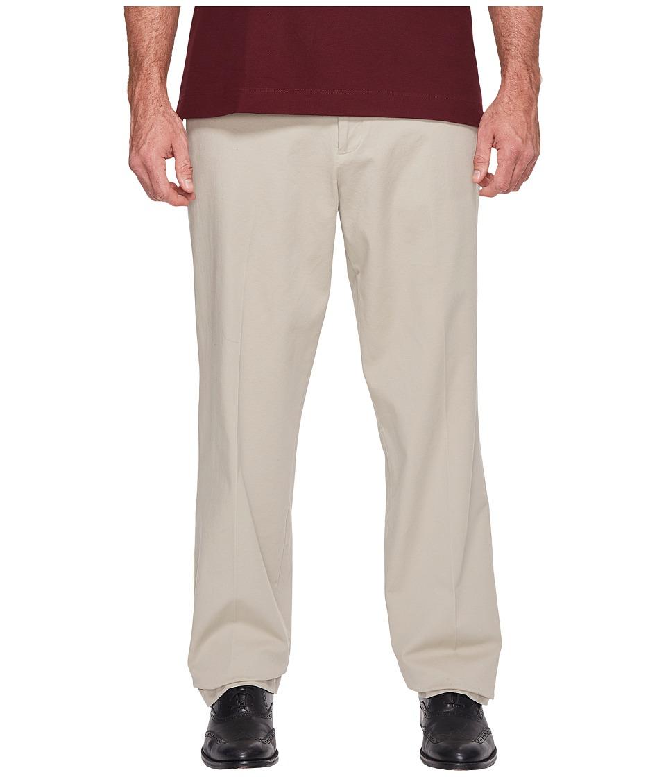 Dockers - Big Tall Classic Fit Workday Khaki Smart 360 Flex Pants (Safari Beige) Mens Clothing