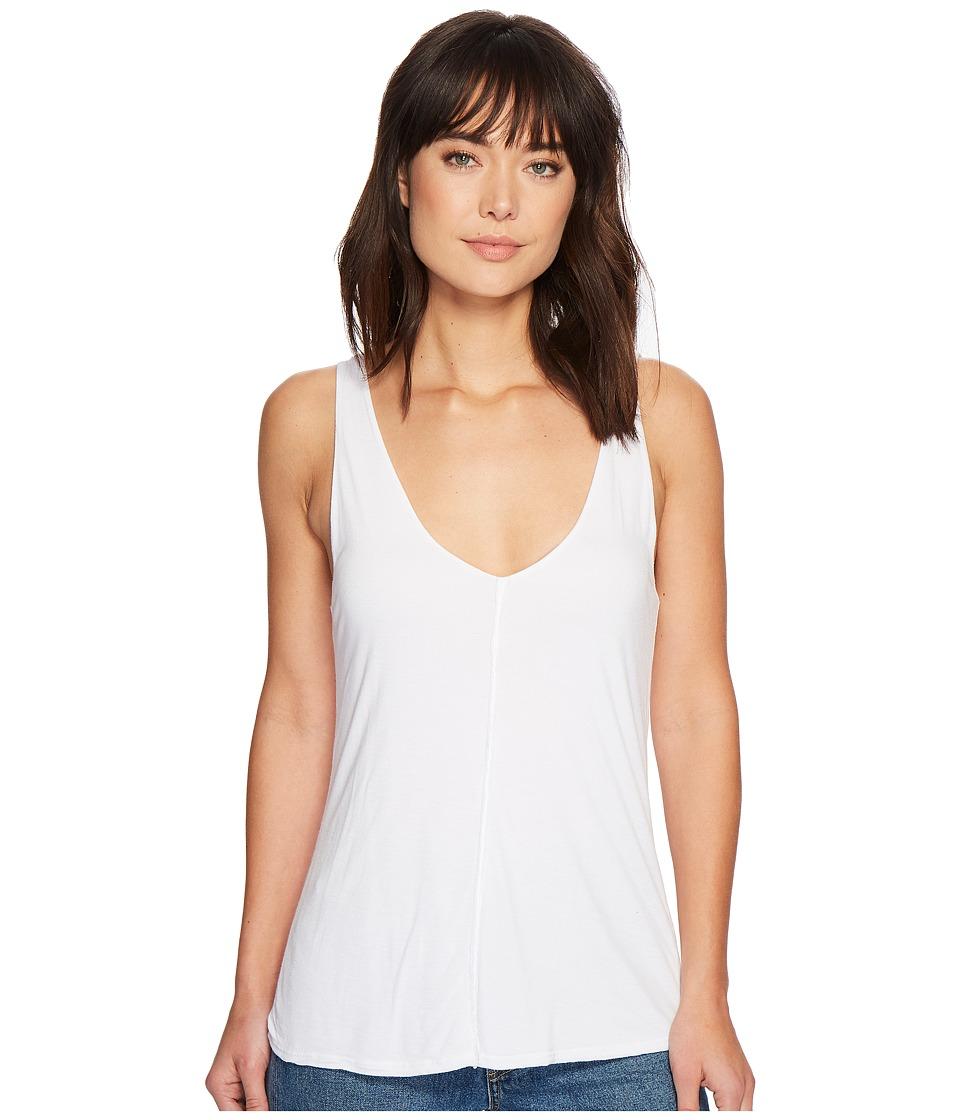 LAmade - Vivian Tank Top (White) Womens Sleeveless