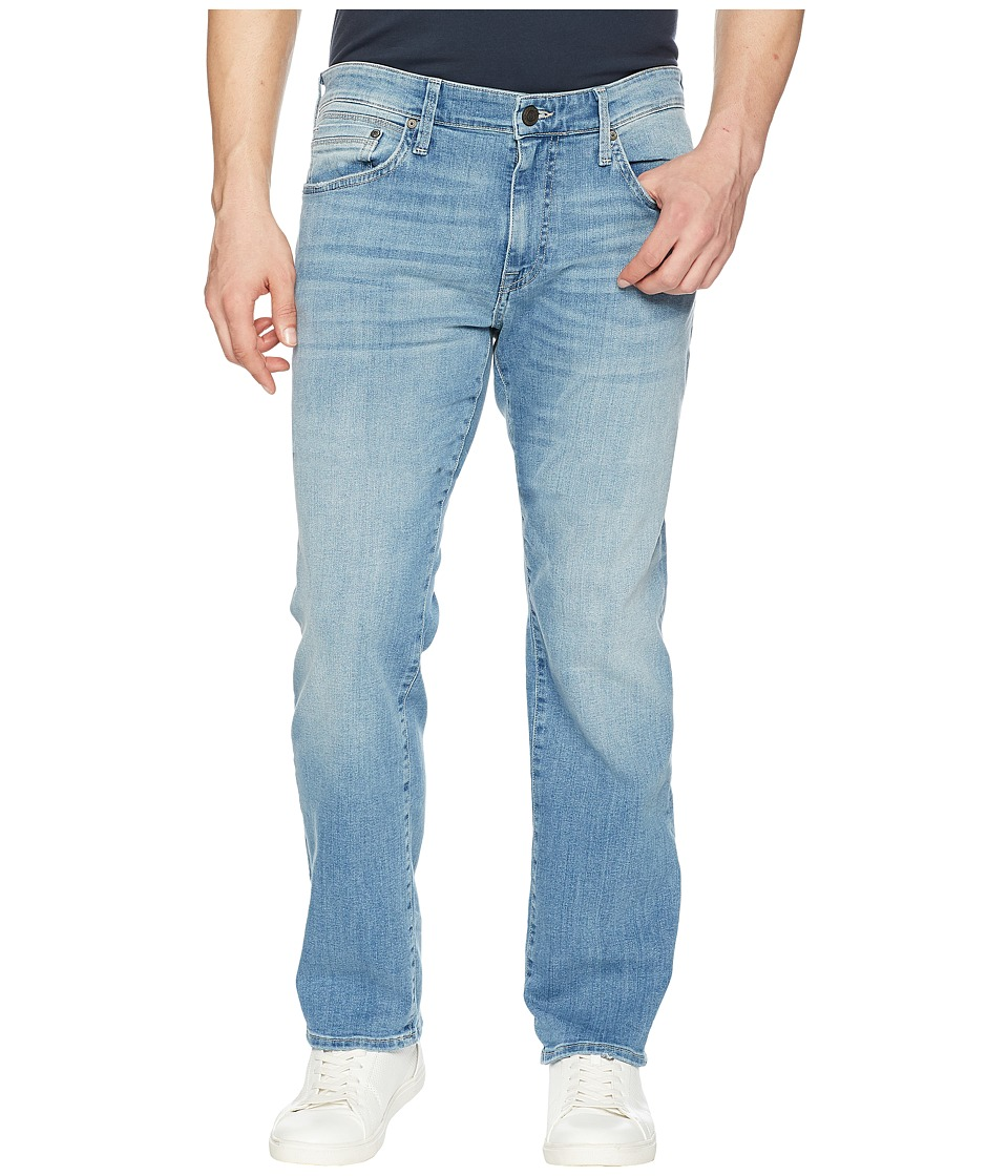 Mavi Jeans - Zach Regular Rise Straight Leg in Light Blue...