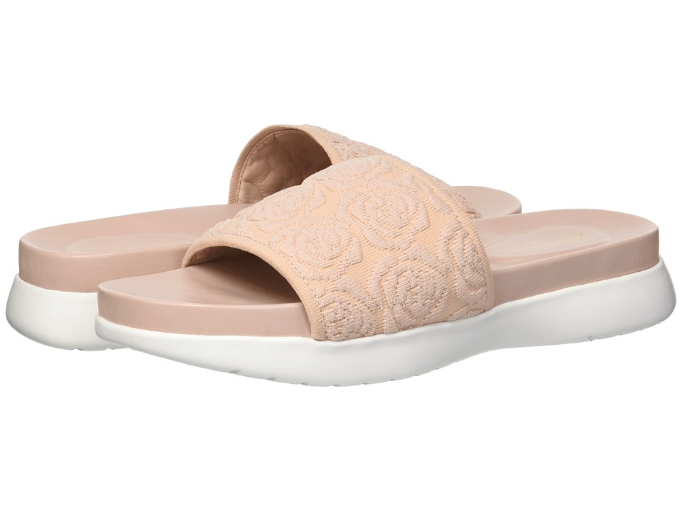Taryn Rose - Iris (Blush Knit) Womens Shoes