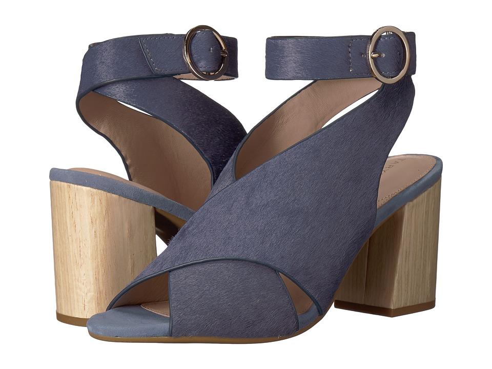 Taryn Rose - Leila (Denim Haircalf) High Heels