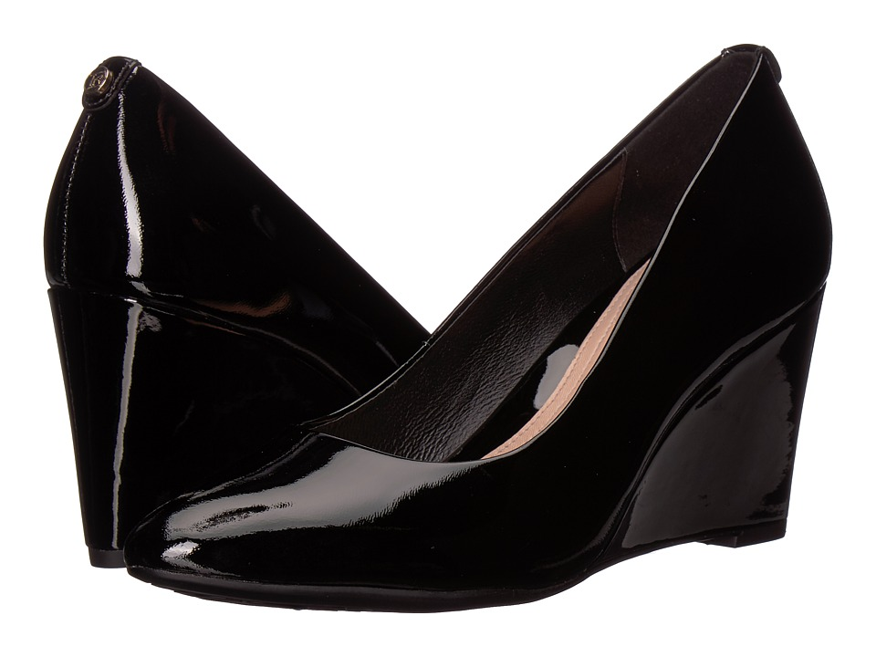 Taryn Rose Ysabella (Black Soft Patent) High Heels