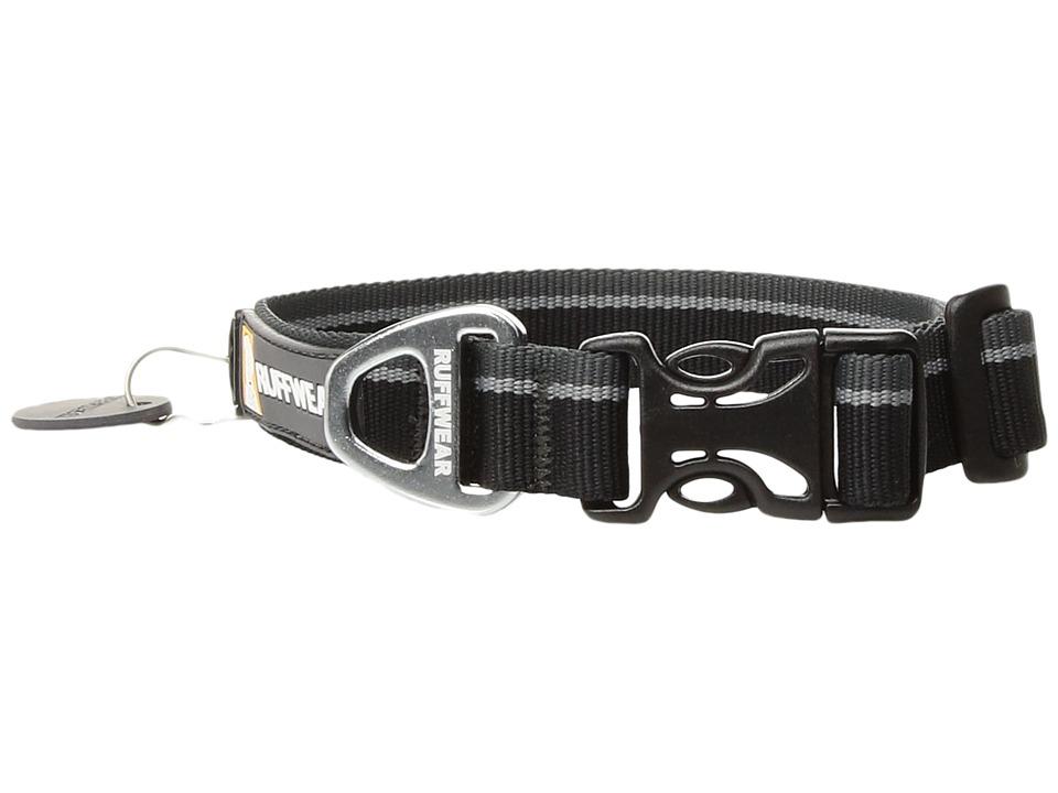 Ruffwear Hoopietm Collar (Obsidian Black) Dog Collar