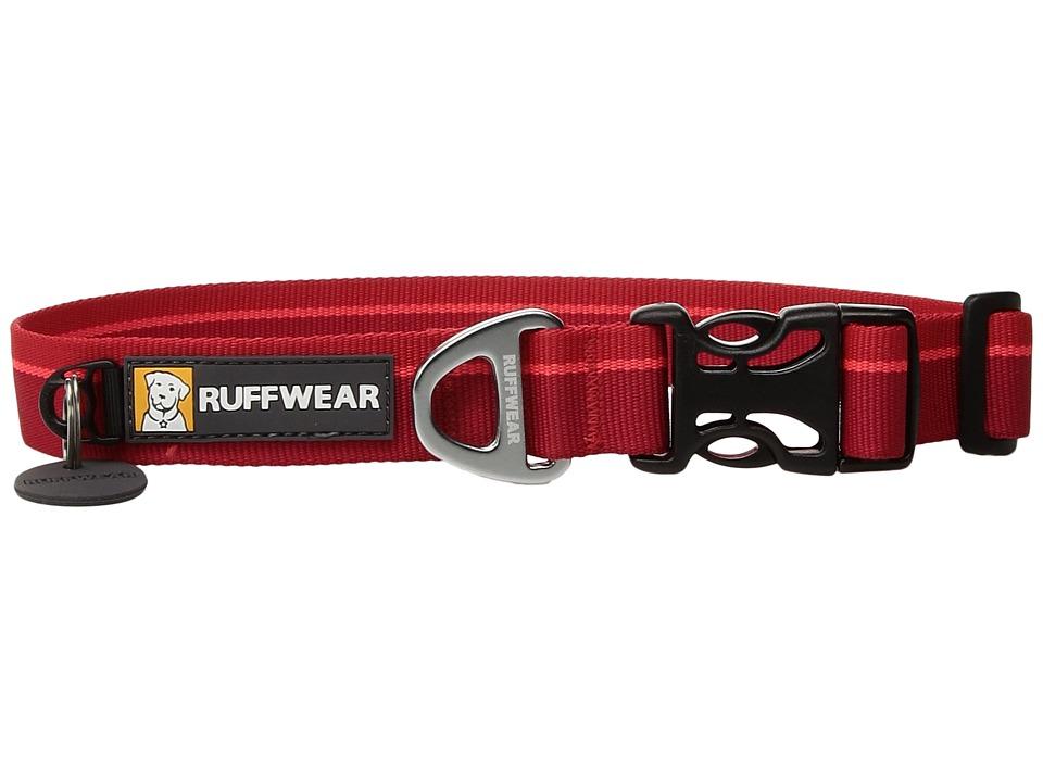 Ruffwear Hoopietm Collar (Red Currant) Dog Collar