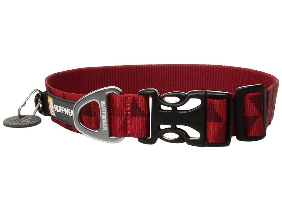 Ruffwear Hoopietm Collar (Red Butte) Dog Collar