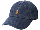 Polo Ralph Lauren Denim Classic Sport Cap
