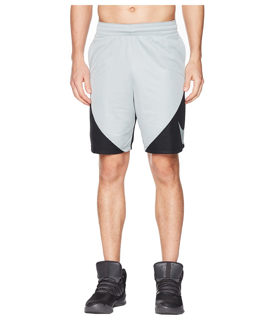 Nike Dry 9 Basketball Short (Light Pumice/Black/Light Pumice) Men