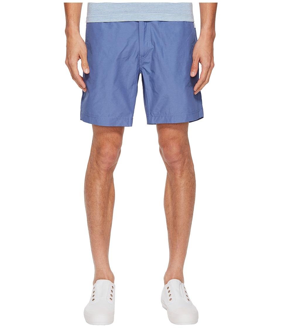 onia Calder 7.5 Swim Shorts (Dutch Blue) Men