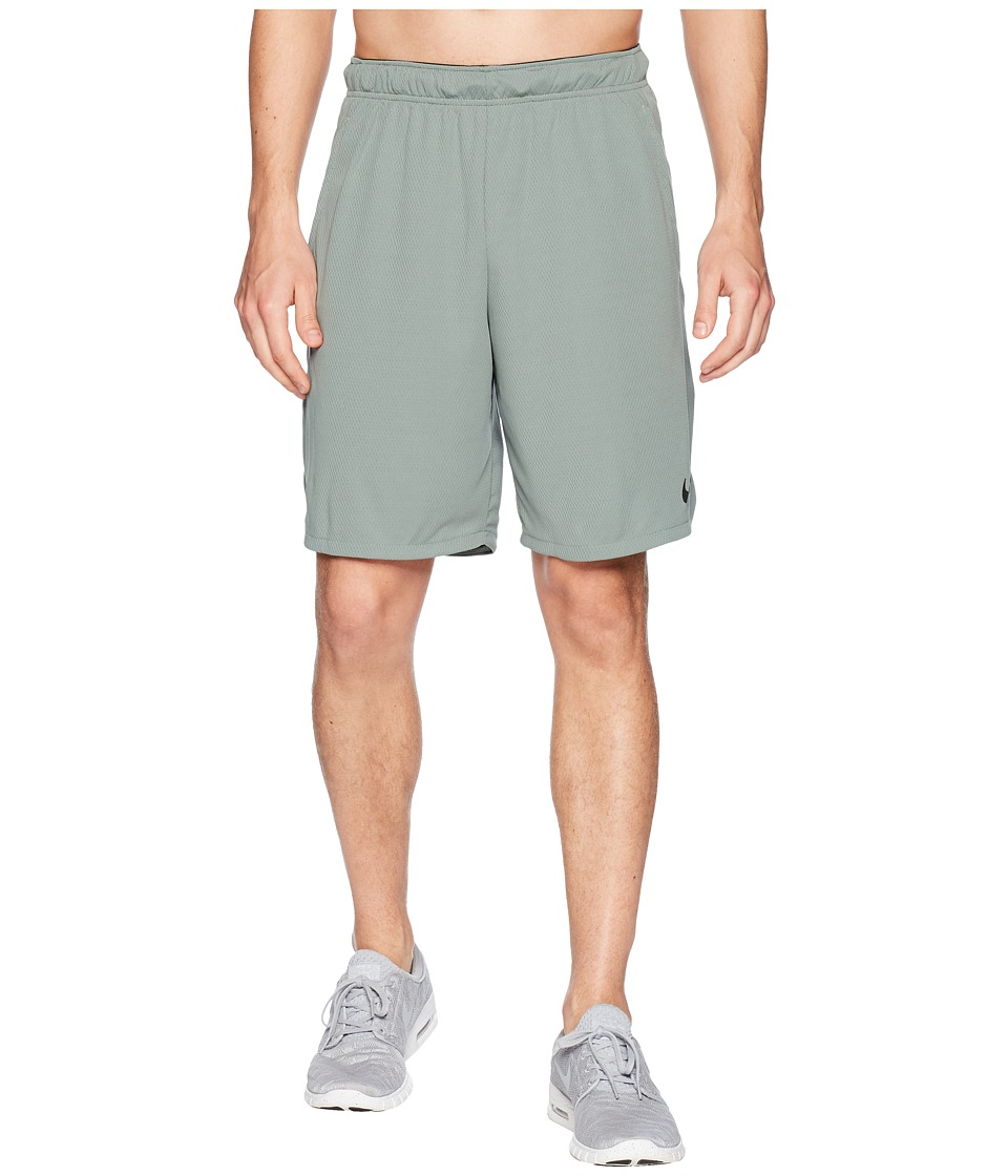 Nike Dri-FIT 9 Training Short (Clay Green/Black) Men