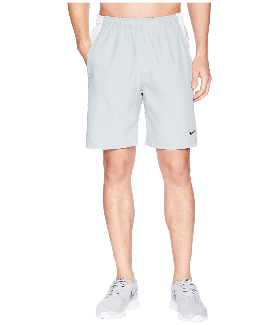 Nike Flex Woven Training Short (Light Pumice/White/Black) Men