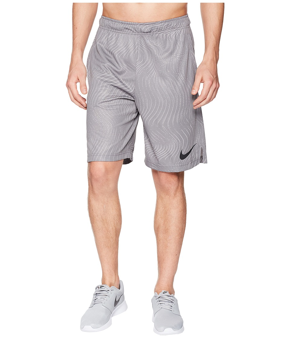 Nike Dry Shorts SU18 AOP (Gunsmoke/Atmosphere Grey/Black) Men