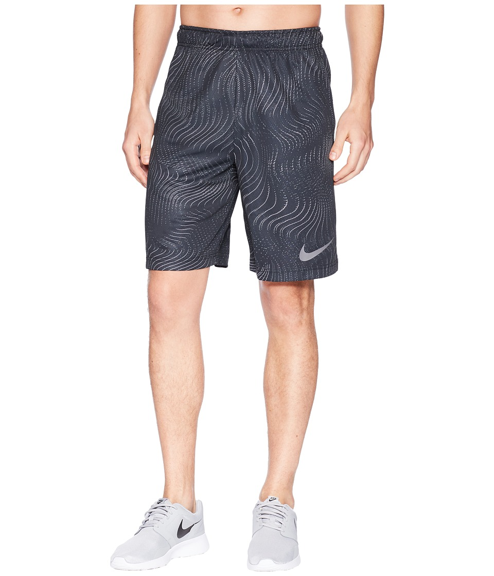 Nike Dry Shorts SU18 AOP (Gunsmoke/Black/Black) Men