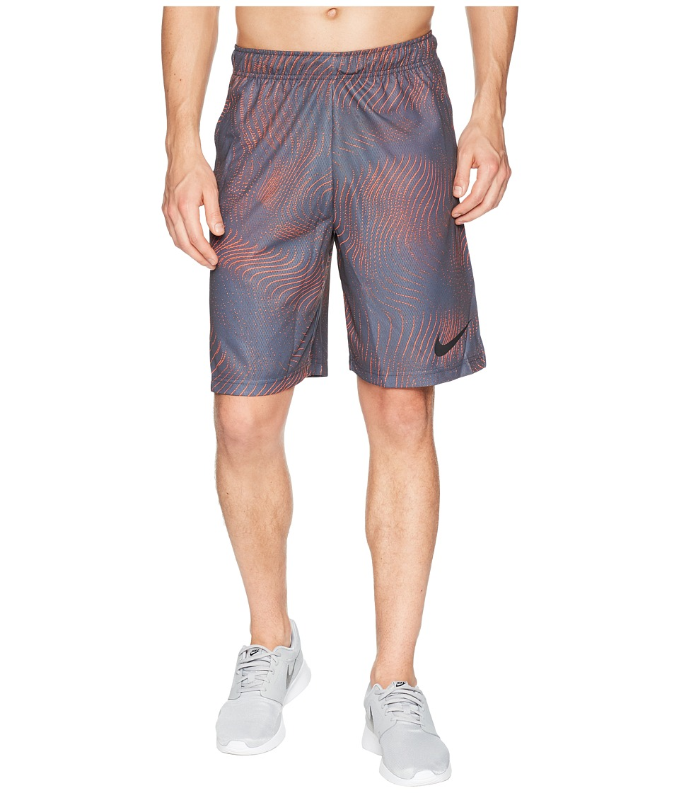 Nike Dry Shorts SU18 AOP (Hyper Crimson/Black) Men