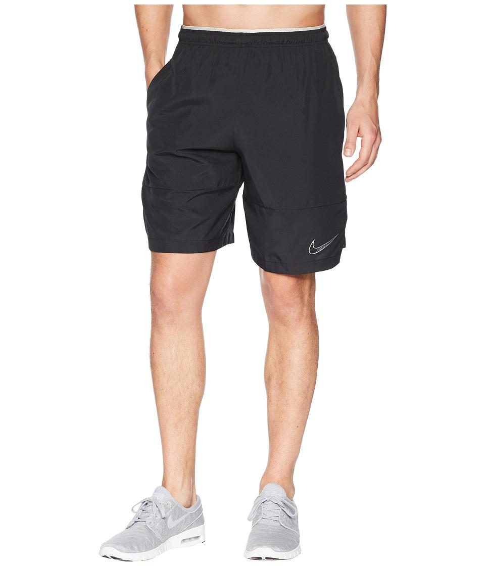 Nike Dry Shorts Untouchable Woven (Black/Light Bone/Black) Men